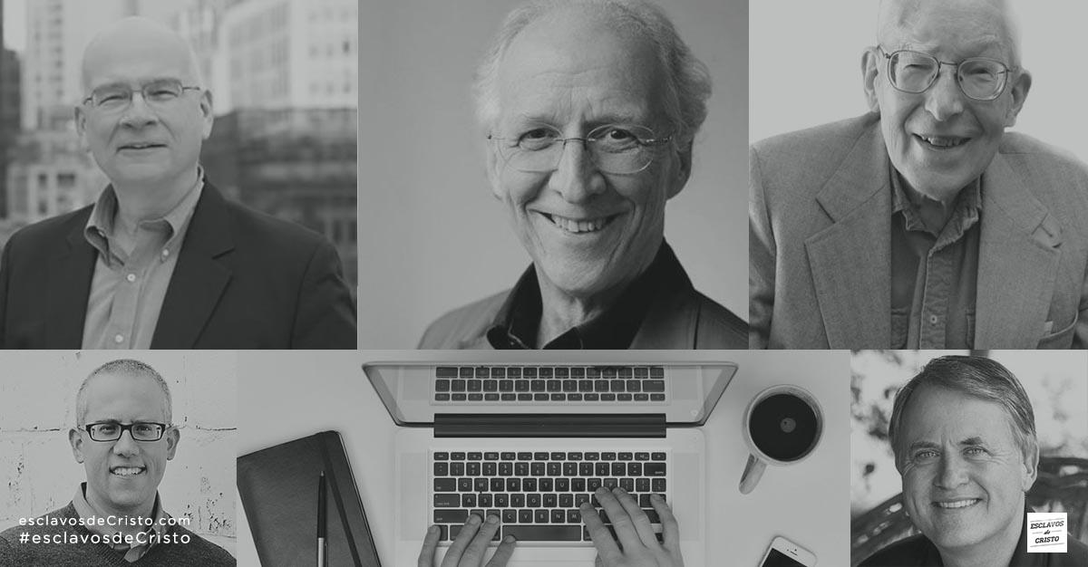 5 Consejos Para Escribir de algunos de los escritores cristianos contemporáneos más influyentes