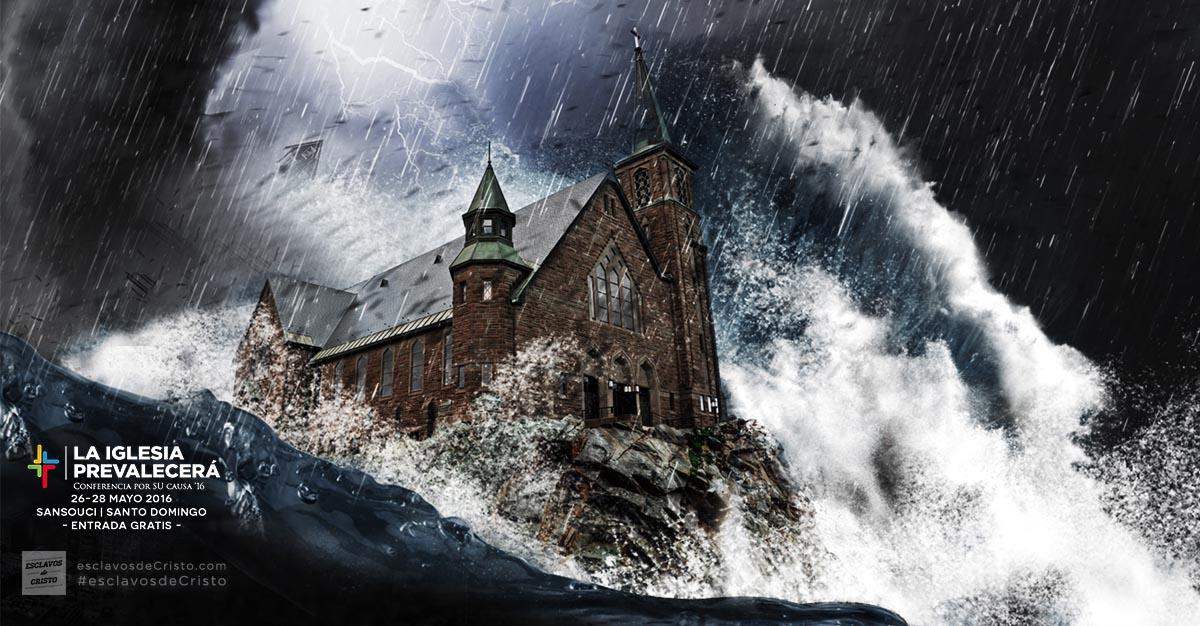 ¿Por qué ver la conferencia Por Su Causa? La Iglesia Prevalecerá