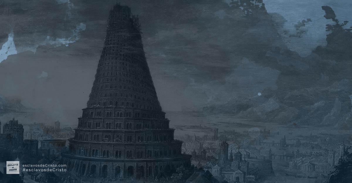 La Torre de Babel: No fue la última reunión familiar