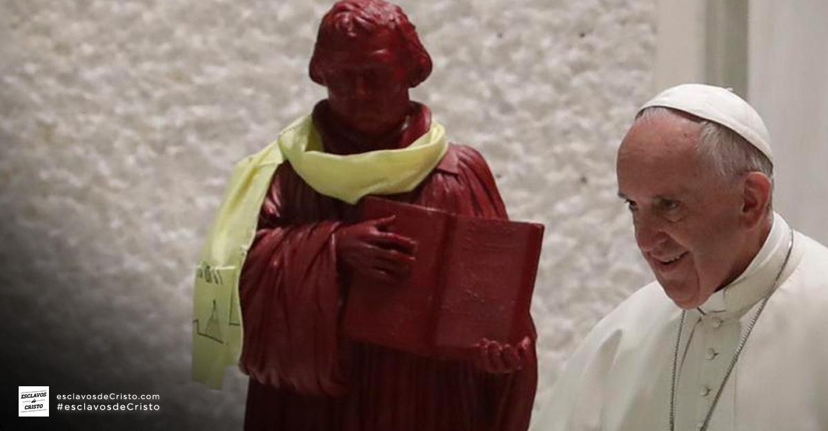 Lutero y el papado: una ruptura que marcó la historia