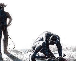 esclavo y su amo