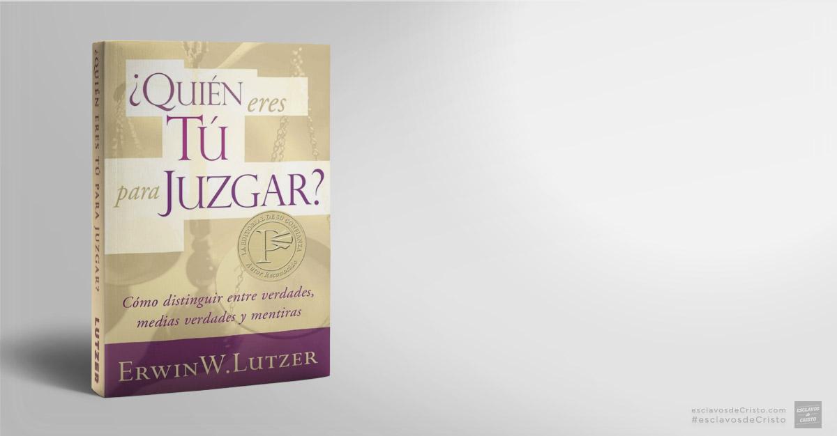 ¿Quién eres tú para Juzgar? — Cómo distinguir entre verdades, medias verdades y mentiras