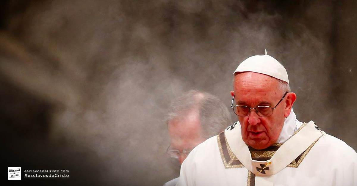 ¿Por qué la iglesia católica romana tiene un papa?